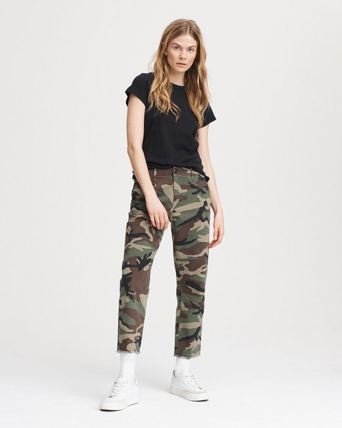 473a207a6f Pants & Shorts from Leather & Crop to Skinny & Ankle Cut | rag & bone