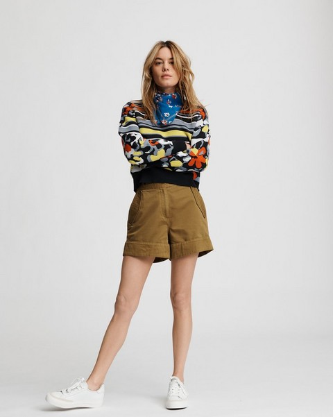 RAG & BONE MANDY DYED SHORT
