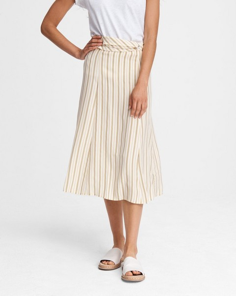 RAG & BONE Felix Midi Skirt