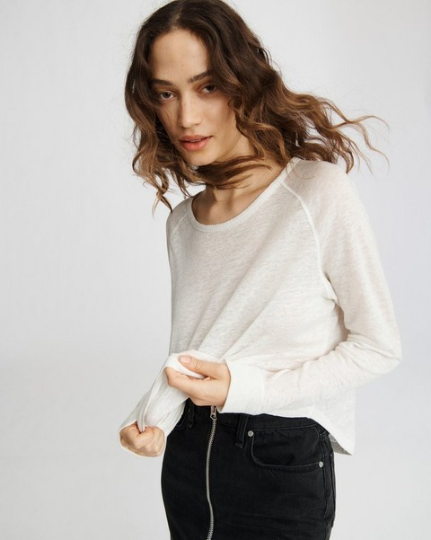 RAG & BONE GAGE LONG SLEEVE TEE