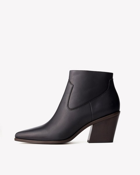 RAG & BONE Razor Boot - Leather