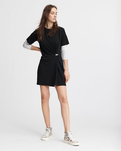 Dresses Leather Velvet Dresses To Slip Sweater With Urban Style