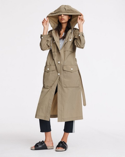 RAG & BONE MAUDE COAT DRESS