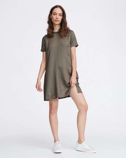 RAG & BONE ALI T-SHIRT DRESS