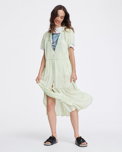 RAG & BONE LIBBY Short Sleeve DRESS