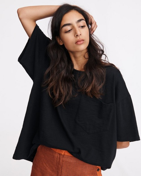 RAG & BONE OVERSIZED TEE