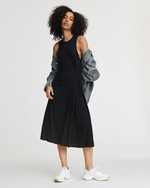 RAG & BONE LUCA LACE UP DRESS