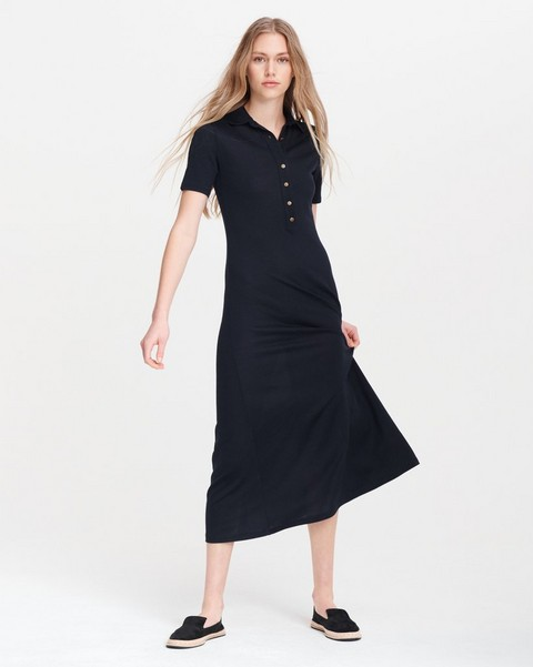 RAG & BONE ROWER POLO DRESS