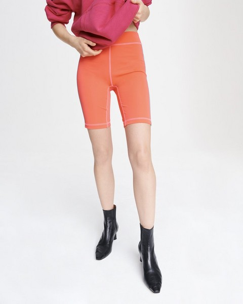 RAG & BONE Lady Bike Jersey Short