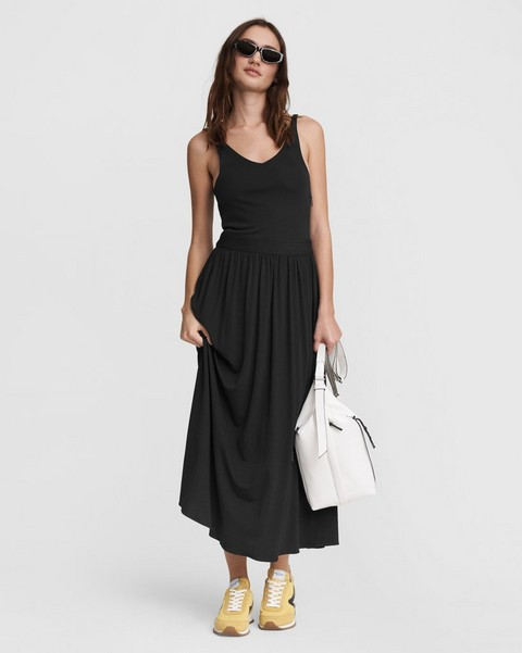 RAG & BONE Dancer Tank Maxi Dress
