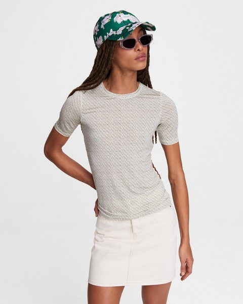 RAG & BONE Sabeen Jersey Top