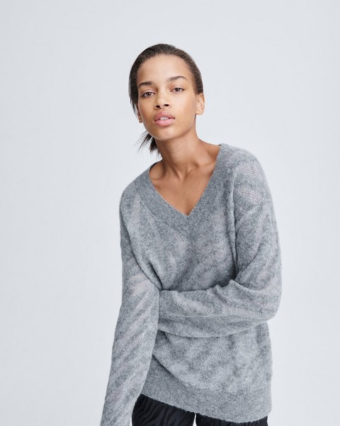 RAG & BONE GERMAIN V-NECK