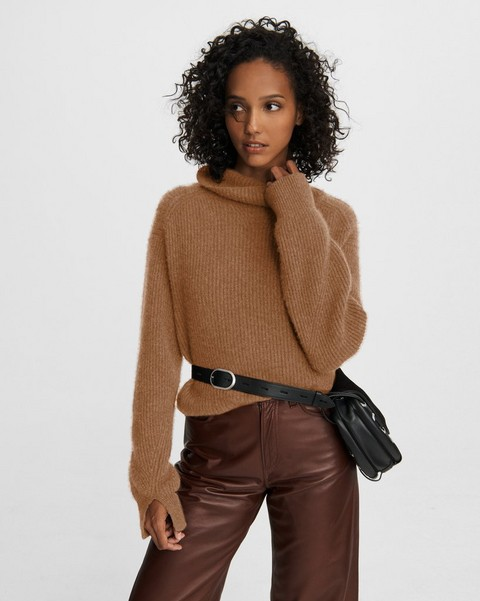 RAG & BONE Pierce Cashmere Turtleneck