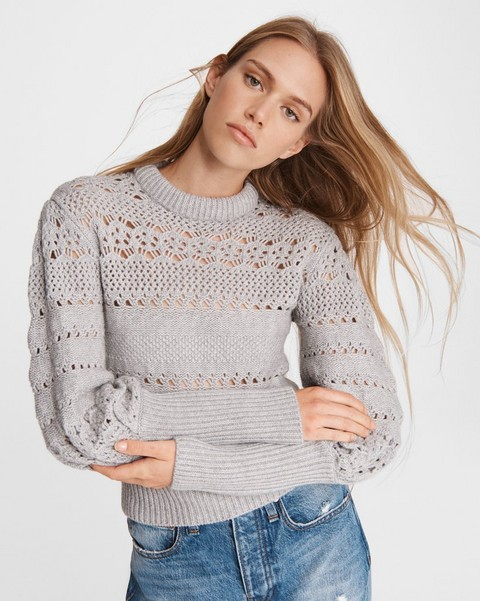 RAG & BONE Jane Wool Pullover