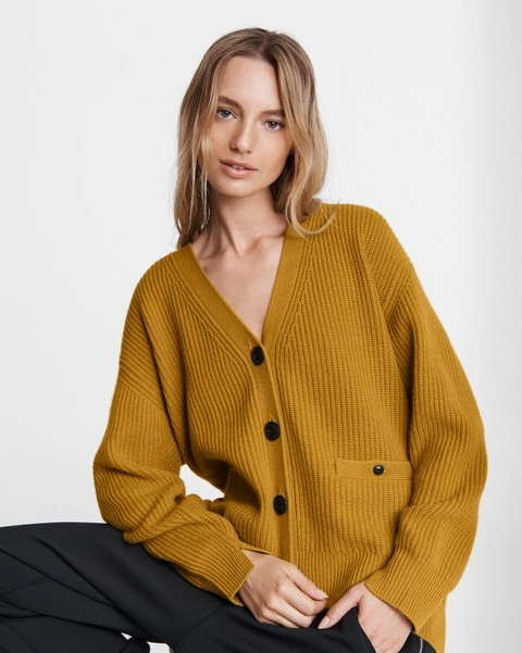 RAG & BONE Pierce Cashmere Cardigan