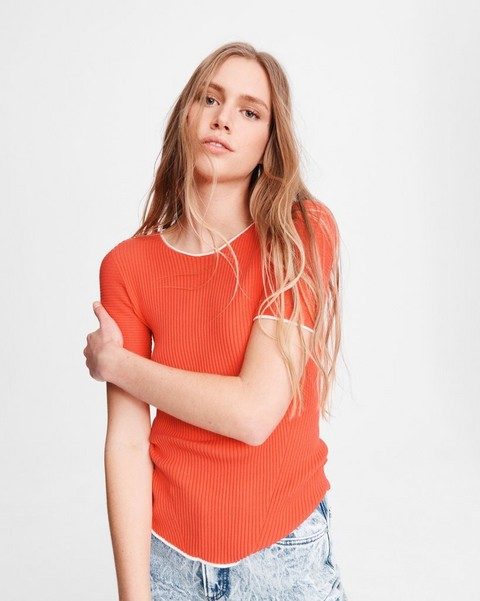 RAG & BONE Kishi Seamless Stretch Top