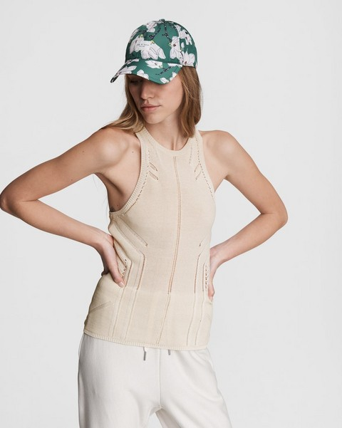 RAG & BONE Harper Cotton Blend Tank