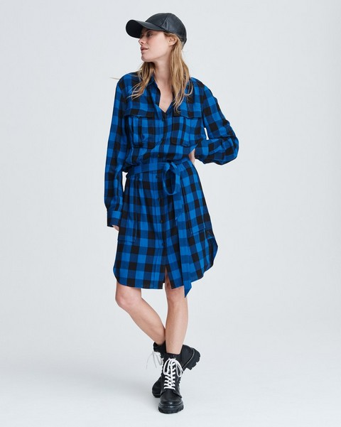 RAG & BONE BECK MINI DRESS