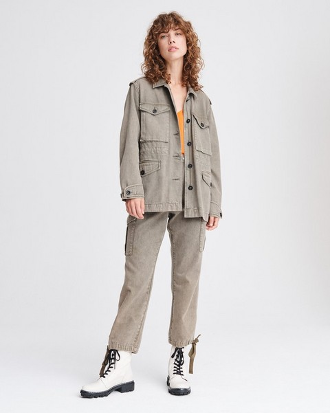 RAG & BONE TENT FIELD JACKET