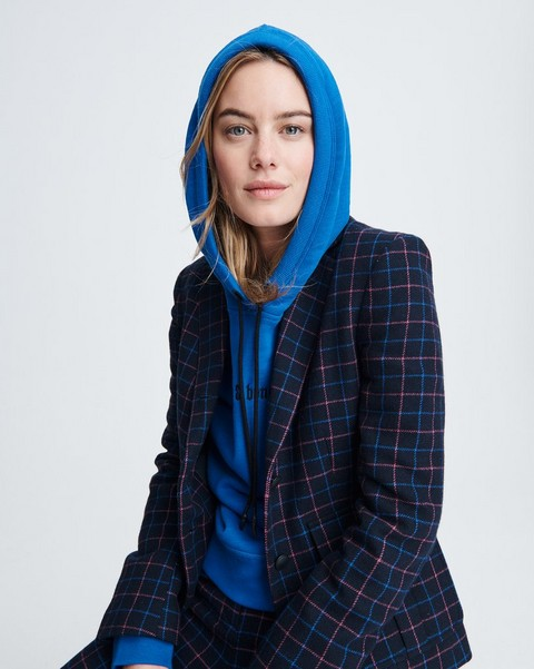 RAG & BONE Nancie Wool Blazer