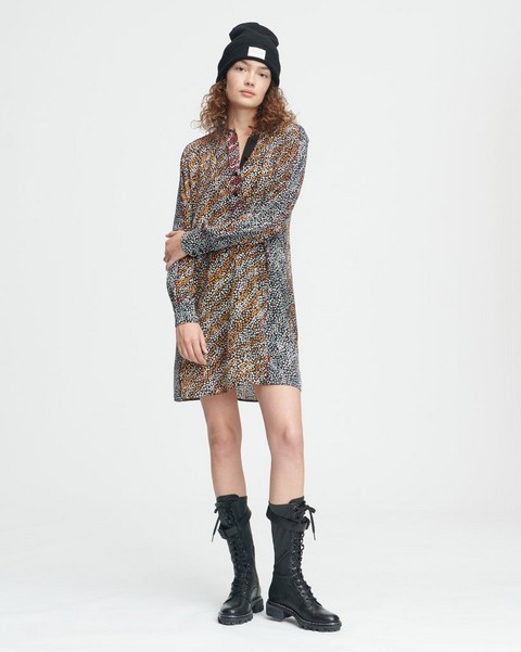 RAG & BONE COLETTE SHIRT DRESS