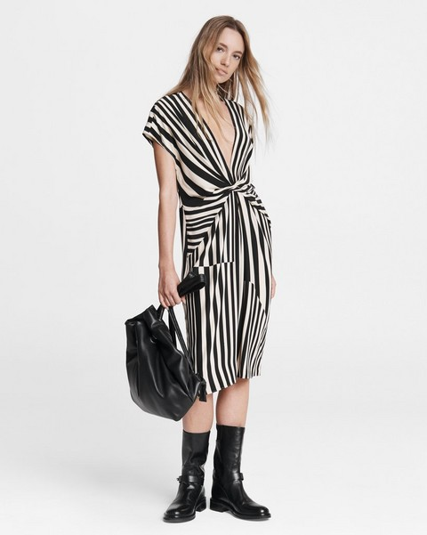 RAG & BONE Beatrice Midi Dress