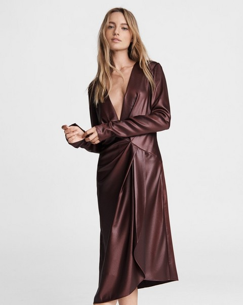 RAG & BONE Mckenzie Midi Dress