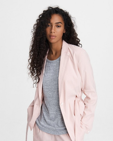 RAG & BONE Cameron Cotton Blazer