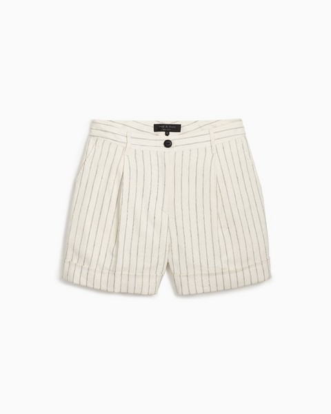 RAG & BONE Ivy Mini Linen Short