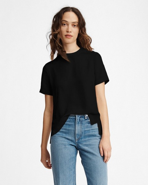 RAG & BONE AIDEN TWILL TEE