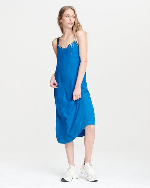 RAG & BONE LUCA SLIP DRESS