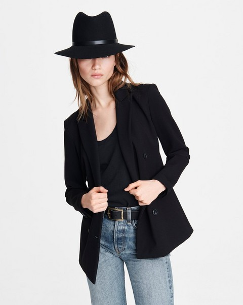 RAG & BONE Nyx Stretch Ponte Blazer