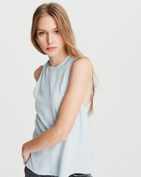 RAG & BONE Seon Silk Top