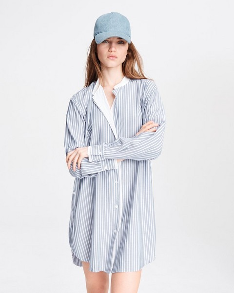 RAG & BONE MARGOT STRIPED TUNIC