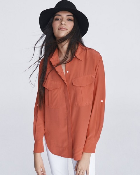 RAG & BONE FLORIAN SHIRT