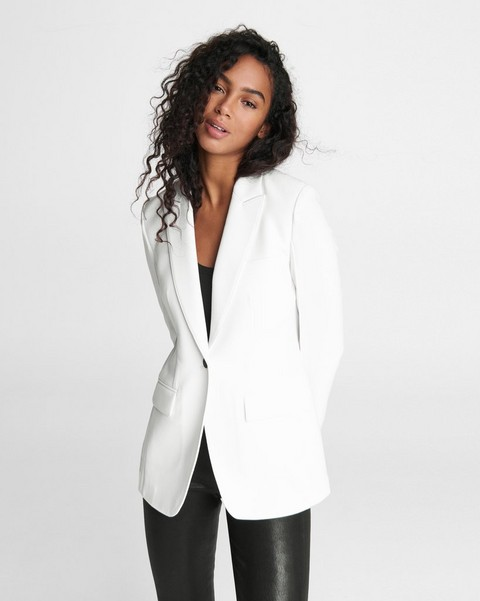 RAG & BONE Claudia Viscose Blend Blazer