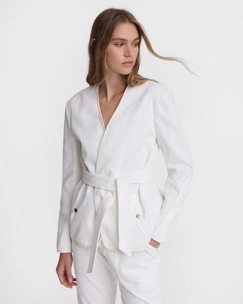 RAG & BONE Abby Cotton Jacket