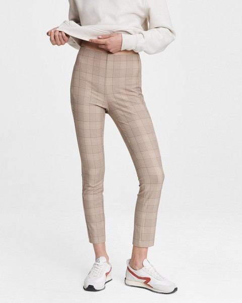 RAG & BONE Simone Pant - Tan Multi