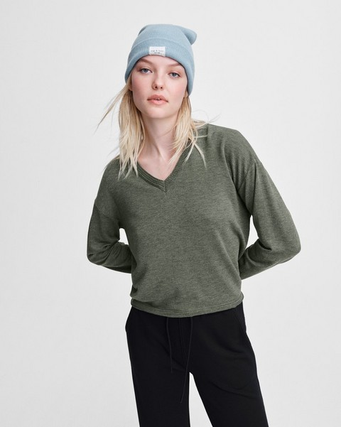 RAG & BONE SURPLUS JERSEY LONG SLEEVE