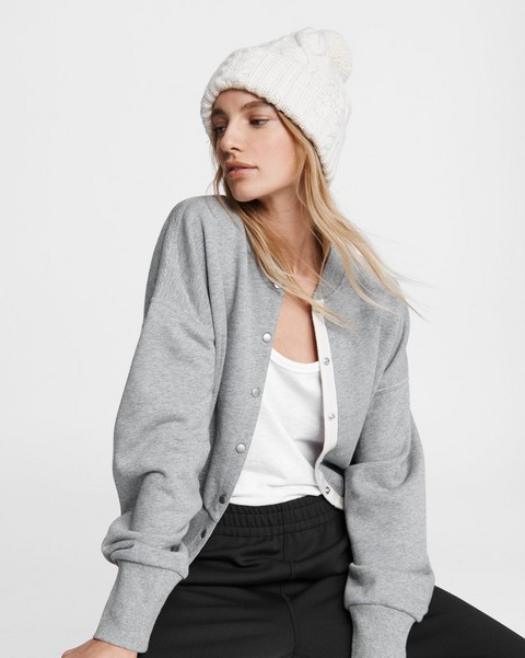 RAG & BONE Forest French Terry Cardigan
