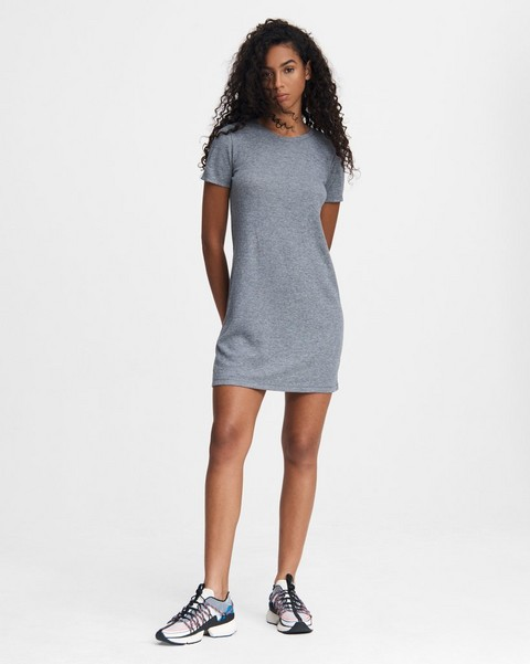 RAG & BONE The Rib Mini Tee Dress