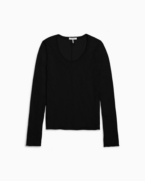 RAG & BONE Gaia Jersey Long Sleeve