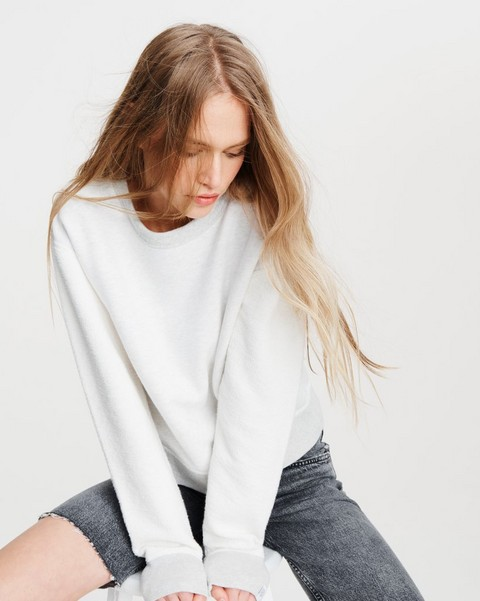 RAG & BONE Lari Terry Crew