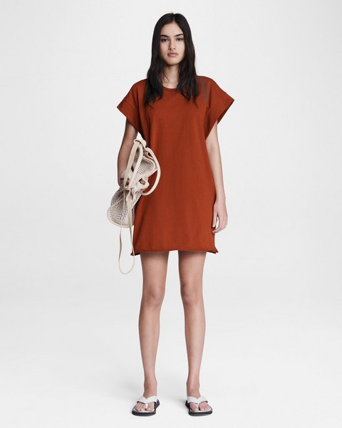 RAG & BONE Ryder Muscle Mini Dress