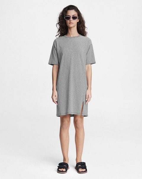 RAG & BONE The Slub T-Shirt Mini Dress