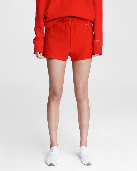 RAG & BONE City Mini Terry Sweatshort