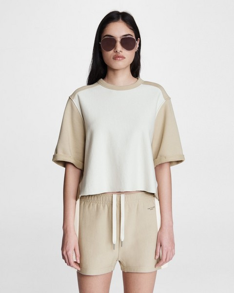 RAG & BONE City Terry Tee