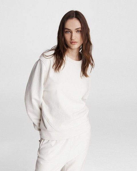 RAG & BONE City Terry Sweatshirt