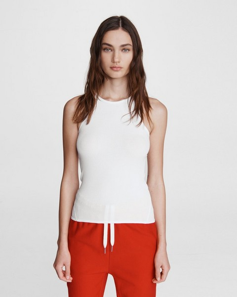 RAG & BONE The Essential Rib Tank