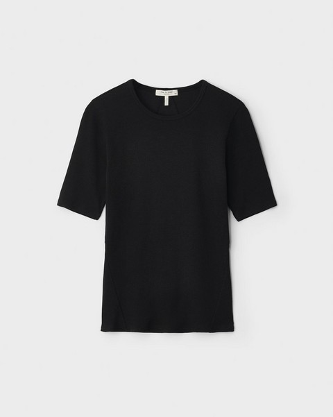 null The Essential Rib Tee